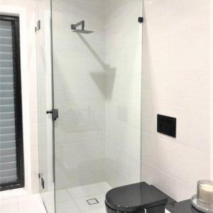 Square Corner Shower Screen